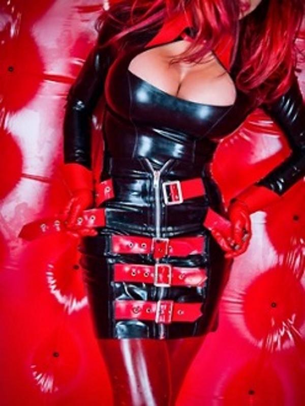 Trans TV Latex Lady Domina Telefonsex Erziehung live