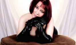 Mistress Michelle Telefonsex Domina erteilt Sklaven Cam Erziehung